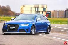 Audi A4 Rs4 B8 Avant Vossen Vle 1 Tuning 2 Tuningblog