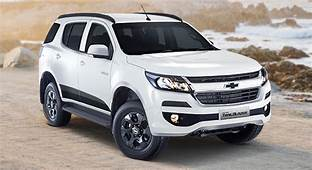 Chevrolet Trailblazer 28 AT 4x2 LT Black Edition 2019