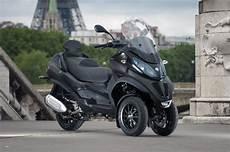Tous Les Tricycles Du Groupe Piaggio Pour Les Titulaires