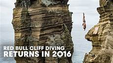 red bull cliff diving the world s oldest extreme sport