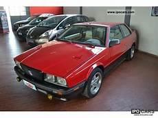 how petrol cars work 1990 maserati spyder parental controls 1990 maserati 224 v perfetta superprezzo car photo and specs
