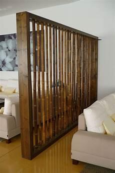 Desain Partisi Ruangan Bambu Pt Dua Dua Laserindo