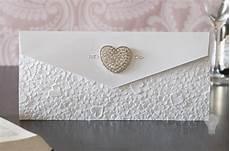 how to make heart embossed pocket invitation imagine diy
