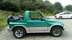 Suzuki Vitara Convertible In Norwich Norfolk Gumtree