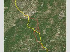 atlantic coast pipeline map in virginia
