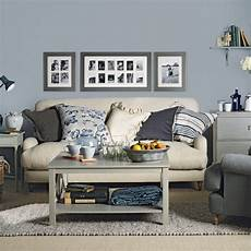 wohnzimmer blau grau blue grey living room living room grey brown blue