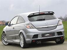 tuning cars and news opel astra h gtc tuning