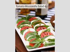 Al Fresco Dinner Party Menu with Recipes   Salads