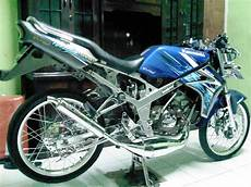 150 Rr Modif Simple by Modifikasi Simple Kawasaki R 150 Auto Design Tech