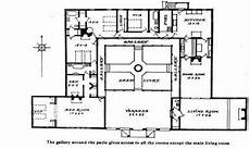 spanish house plans with inner courtyard mexican style courtyard house plans hacienda with a center