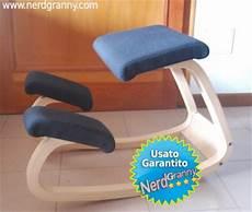 stokke usata sedia stokke varier ergonomica usata
