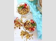 crunchy spice granola_image
