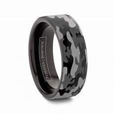 camo tungsten wedding bands for men wedding and bridal