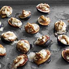 Rezepte Mit Feigen - figs with walnuts and gorgonzola recipe