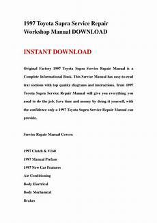 auto repair manual free download 1997 toyota supra head up display 1997 toyota supra service repair workshop manual download