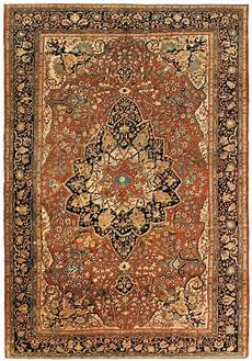 aste tappeti persiani tappeto persiano sarough ferahan seconda met 224 xix secolo