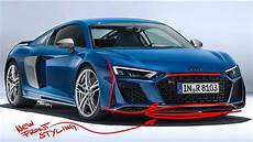 audi r8 2020 2020 audi r8 re design did they get it right