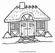 Malvorlage Haus Einfach Hutte 14 Gratis Malvorlage In Diverse Malvorlagen H 252 Tte