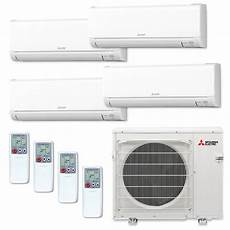 Mitsubishi Ductless Split Systems