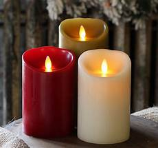 candele a batteria moving ivory candle battery operated 3 5 x 5 timer