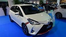 2018 Toyota Yaris Hybrid Exterior And Interior Auto