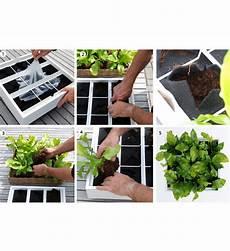 Vertikaler Garten Kaufen - pflanzenwand karoo wei 223 im greenbop shop kaufen