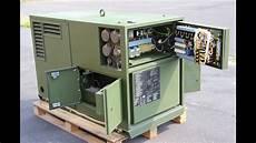 Inverter Stromerzeuger Diesel - 12kw diesel p 214 l geko bundeswehr stromaggregat