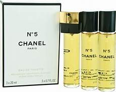 bol chanel no 5 for 3 delig geschenkset