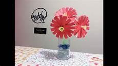 fiori con bicchieri di plastica tutorial come fare un fiore con dei bicchieri