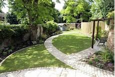 Schmaler Garten Gestalten - creative ideas for a narrow garden design
