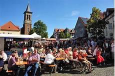 Wecke Und Wurschtmarkt In Borken Erfolg Dank