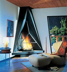 Kaminofen Design Modern - 20 of the coolest fireplaces bored panda