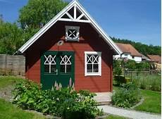 Kleines Gartenhaus Schwedenstil - ein schwedenhaus als ger 228 tehaus und pflanzen winterquartier