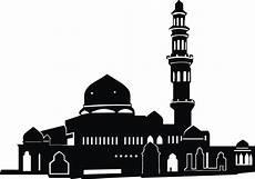 Clipart Mosque 3