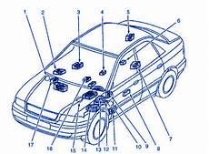 98 a4 fuse diagram audi a4 quatro 2800 1998 interior fuse box block circuit breaker diagram 187 carfusebox