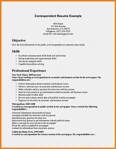 11 cv key skills exles theorynpractice