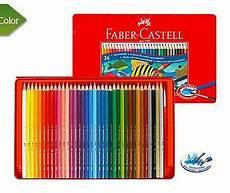 faber castell 36 watercolour pencil 36 colors tin