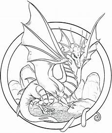 Malvorlage Drache Einfach Easy Coloring Pages To Draw At Getcolorings Free