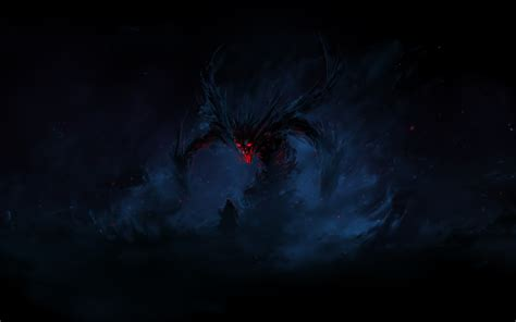 Black Demon Art