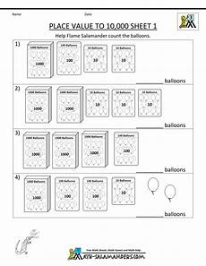 place value chart worksheets 3rd grade 5068 math worksheets place value 3rd grade