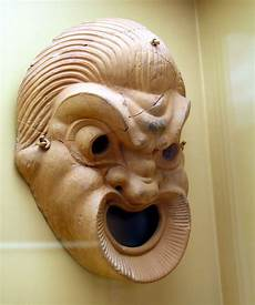greek masks ancient greek costumes masks and theatre in focus messagetoeagle com