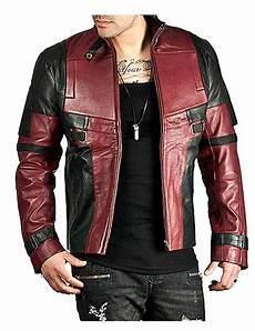 deadpool coats for deadpool jacket leather hjackets