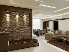 Amazing Foyer With Cladding Home Decore Wall