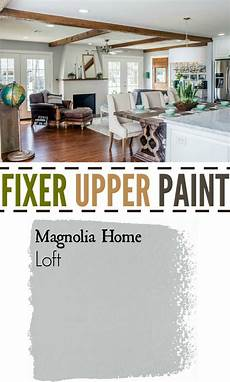 fixer upper paint color loft the best silver gray the weathered fox pinterest fixer