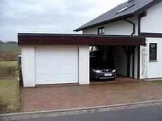 Carport Garage Unterschied by Garage Carport Kombination Carport Scherzer