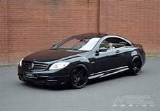 Mec Design Tuning Am Mercedes C216 Cl500