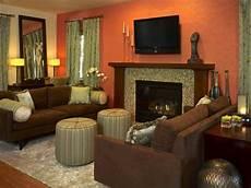 gallery for gt burnt orange color schemes living room orange burnt orange living room black