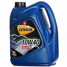 huile moteur 10w40 huile moteur diesel extralub 10w40 5l tous les produits automobile moto prixing