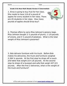 division worksheets grade 5 word problems 6567 do now math grade 5 intermediate version 4