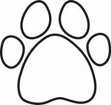 paw print wildcats on paws paw tattoos and clip